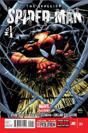 Superior Spider-man #1 First Print (2013) Marvel comic book